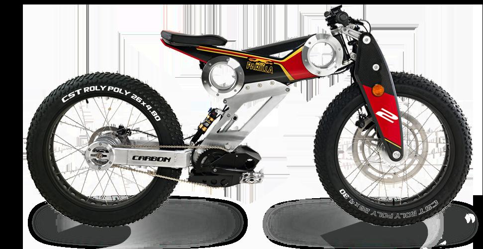 Moto Parilla E-Bike