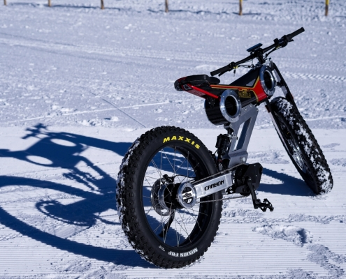 Moto Parilla electric bike e-bike