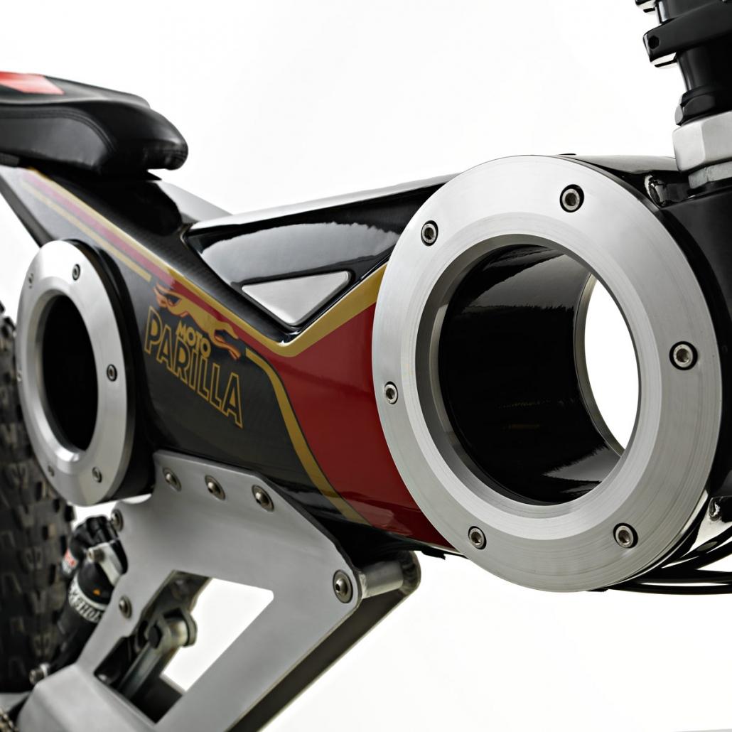 E-bike Moto Parilla