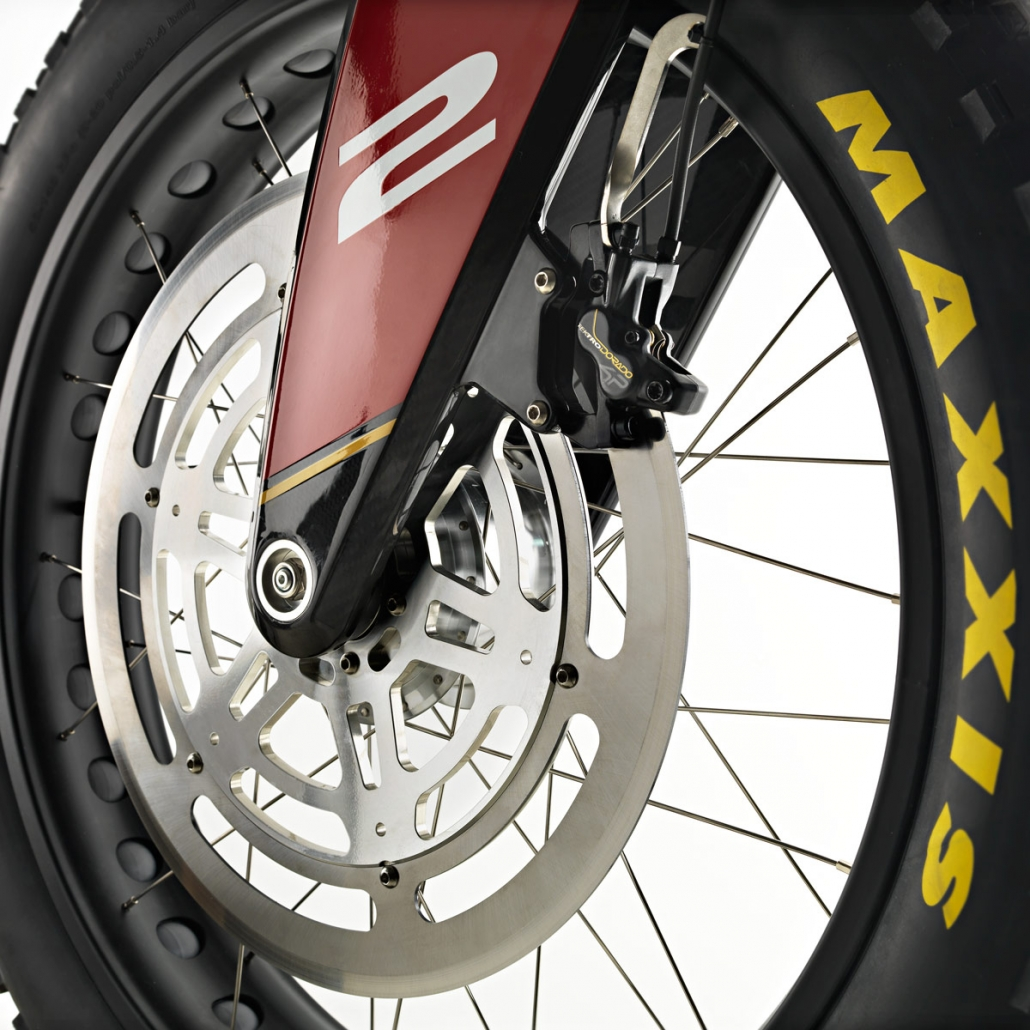 carbon ebike vip version tyres