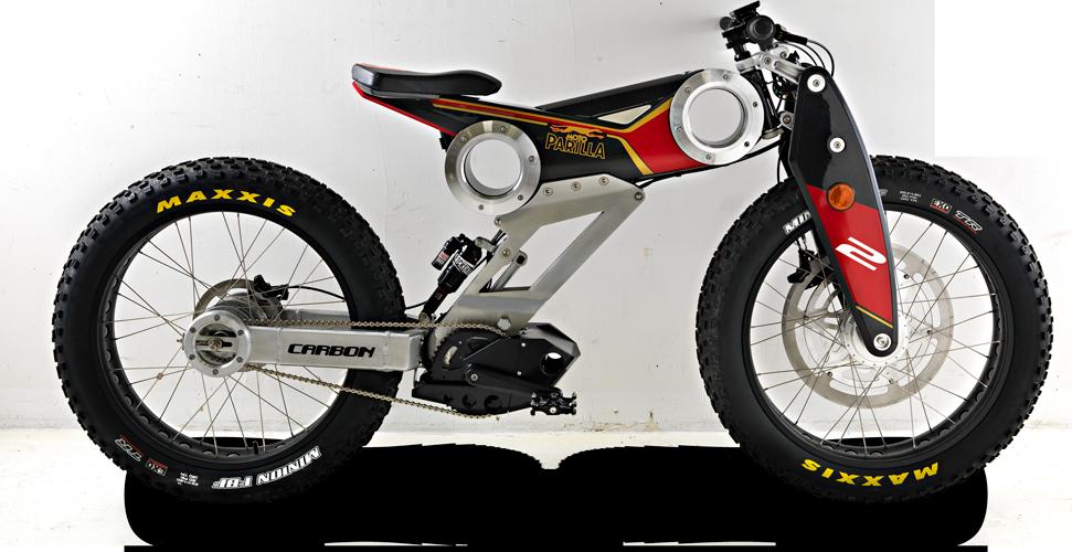 carbon suv ebike moto parilla